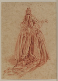 Figure of a lady