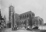 Abbey of St Bavon;Abbey Church