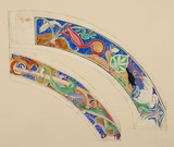 Designs for stained-glass windows