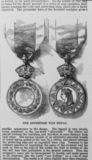 Abyssinian War Medal