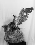 L'Aigle Expirant de Waterloo
