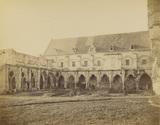 Abbey of St Jean des Vignes;Cloister