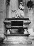 St Benigne;Monument to Marguerite Brulard