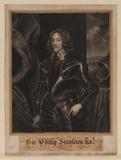 Three-quarter length portrait of Sir Philip Stapleton, in armour