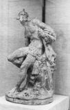 Sketch figure of Philocetes