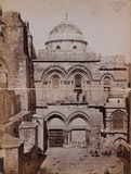 The Holy Sepulchre