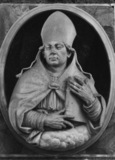 Bust of San Giovanni, Bishop of Naples