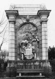 Levassor Fountain