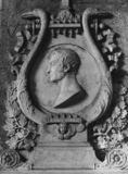 San Domenico Maggiore;Monument to Nicola Zingarelli