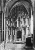 Ely Cathedral;Cathedral Church;Bishop West's Chantry