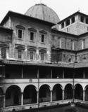 San Lorenzo;Cloister
