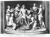 Apollo and the Nymphs of Thetis