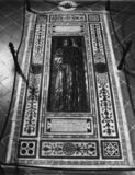 Santa Croce;Church of Santa Croce;Tomb Slab of Francesco Sansoni