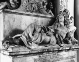 Church of St Mary;Monument to Sir Josiah Child