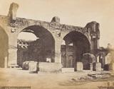 Roman Forum;Basilica of Constantine