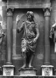 Saint John Preaching