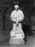 Lichfield Cathedral;Cathedral Church;Monument to Bishop Ryder