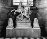 St Paul's Cathedral;Monument to Lieutenant General Sir Ralph Abercromby