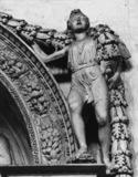 Santa Croce;Church of Santa Croce;Monument to Carlo Marsuppini