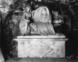 Christ Church Cathedral;Monument to John, Lord Bowes