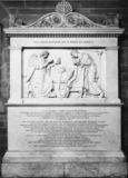 Monument to Mary Bold, Princess Sapieha