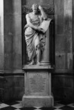 St Paul's Cathedral;Monument to Dr Samuel Johnson