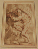 Copy of the 'Giant' by Lodovico Carracci (in Palazzo Sampieri, Bologna)