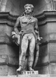 Palais du Louvre;Statue of Kleber
