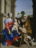 Virgin and Child with Saints Elizabeth and John the Baptist