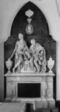 Saint Michael's Church;Monument to Mary, Duchess of Ancaster, and the 3rd and 4th Dukes of Ancaster