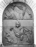 St Laurentskerk;Door of Peace and War