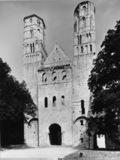 Jumieges Abbey;Notre Dame