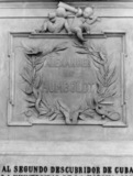 Deustche Staatsoper;Monument to Alexander von Humboldt