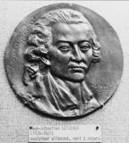 Medallion of Jean-Sebastien Leysener