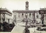 Capitoline Hill;Piazza del Campidoglio