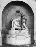 Santa Croce;Church of Santa Croce;Monument to Vittorio Alfieri