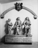 Monument to the three children of Sir Richard Atkins