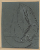 Study of man in contemporary dress