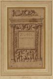 Altar with Greek inscription