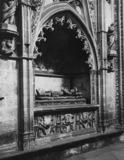 Toledo Cathedral;Cathedral Church;Capula di Santiago;Tomb of Juan de Luna, Conde de Santisteban