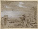Lagoon capriccio (recto)