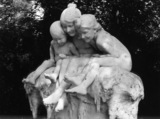 Fountain with Children and Frogs