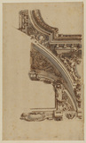 Design for part of a ceiling decoration