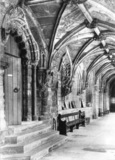 Chester Cathedral;Cloister