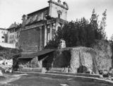 Roman Forum;Temple of Julius Caesar