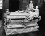 Roskilde Cathedral;Tomb of Christian V