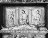 Santa Trinita;Tomb of Bishop Benozzo Federighi