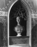 Highnam Church;Monument to Annamaria Isabella
