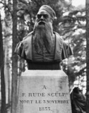 Bust of Francois Rude