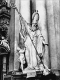 Statue of Saint Cyril of Alexandria